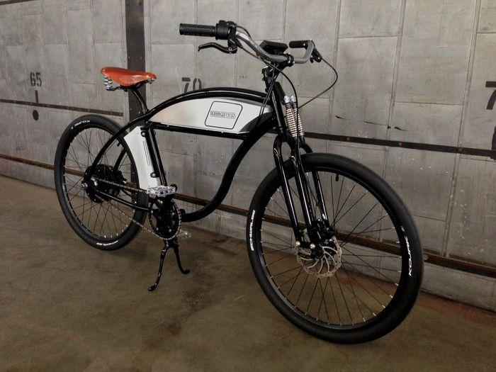 Derringer electric bike 1