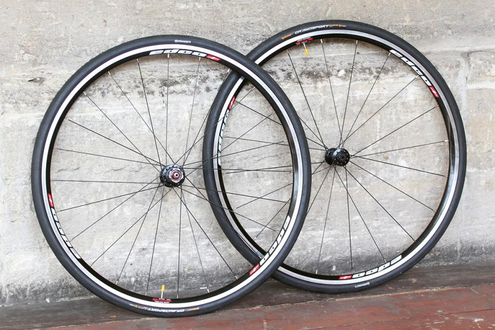 Edco Roches Tubeless Ready Wheelset