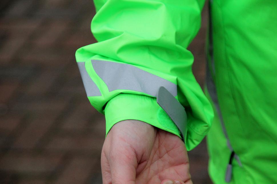 Endura Luminite II jacket - cuff