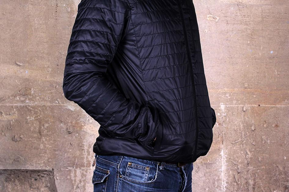 Endura Urban FlipJak Reversible Jacket - hand warmer pocket