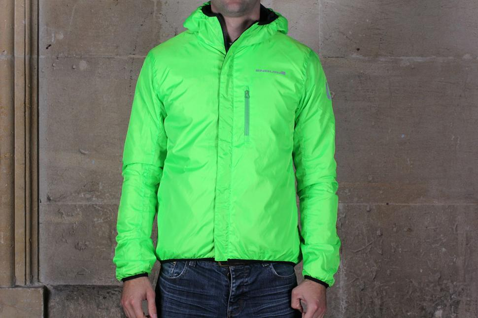 Endura Urban FlipJak Reversible Jacket - reversed