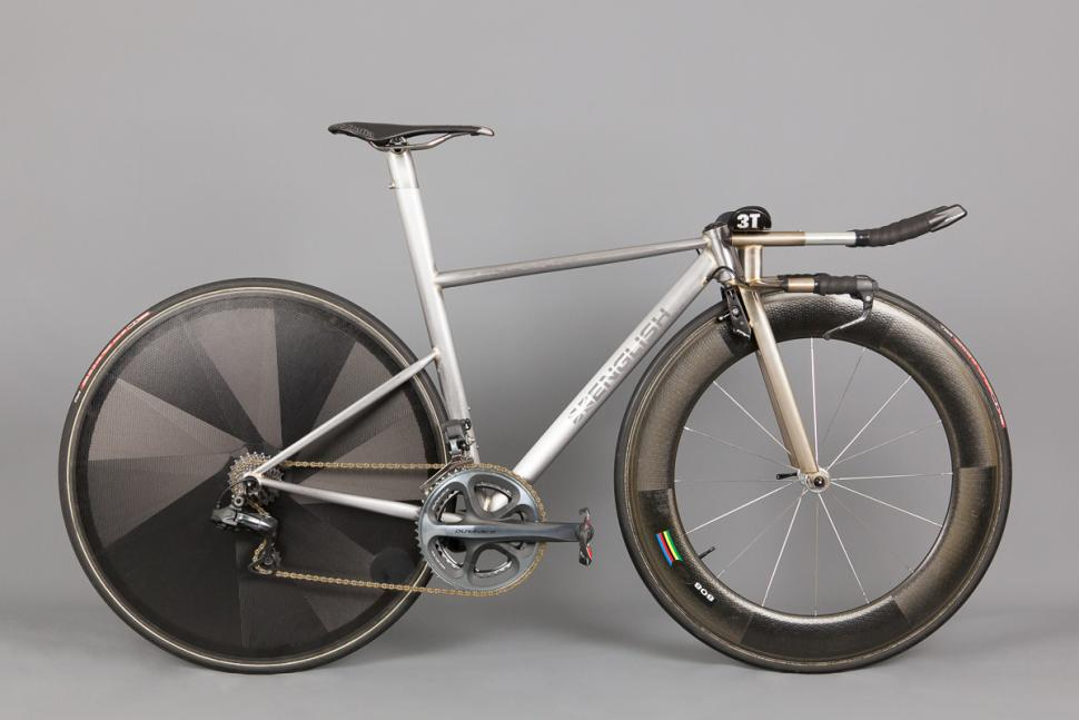 English Cycles Naked time trial bike | road.cc