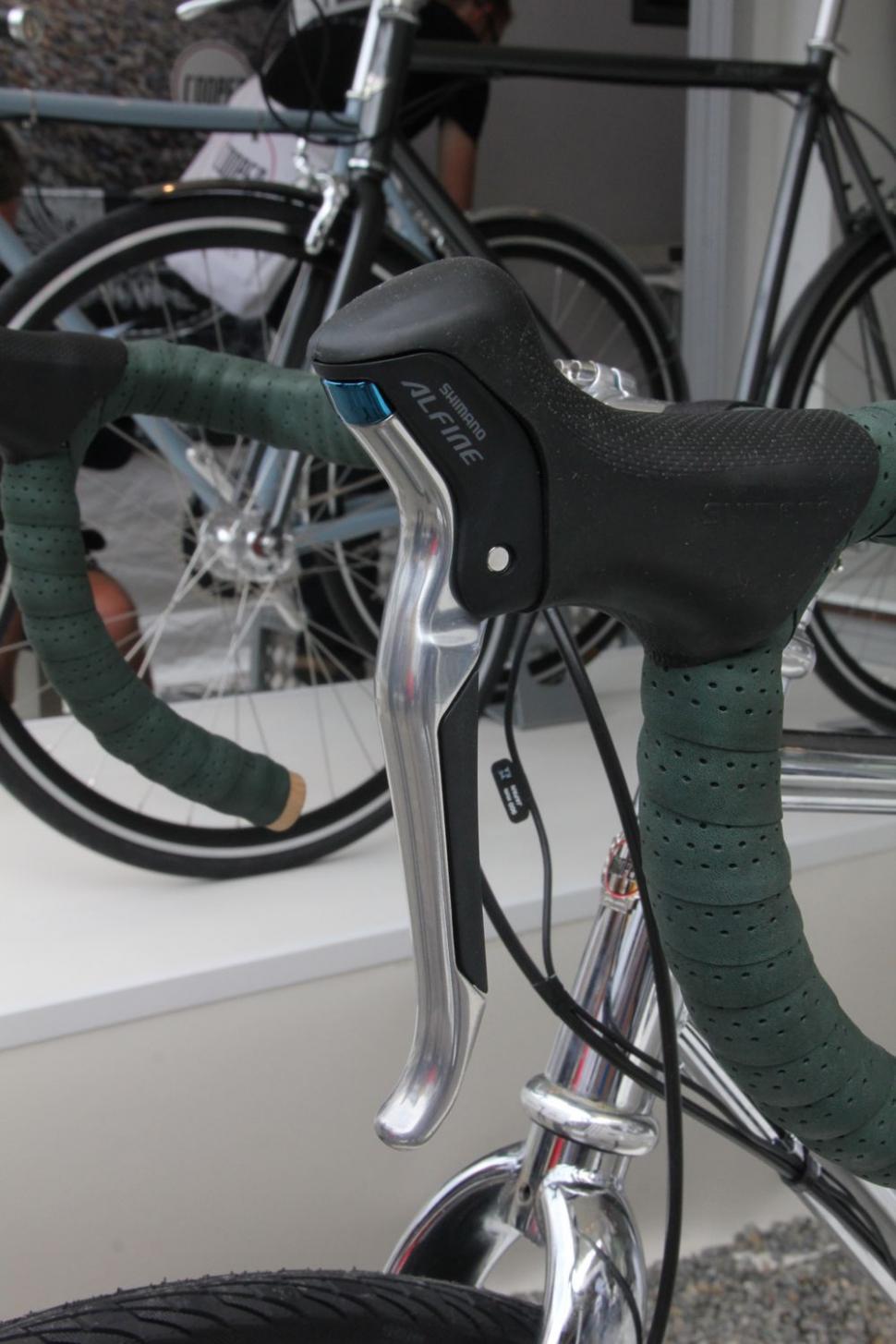 Eurobike 2012 First Shinamo Alfine 11 Spd Di2 Bike