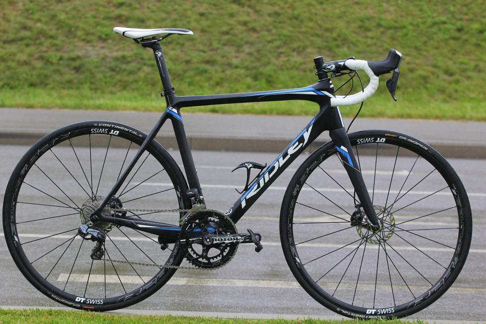 Ridley Fenix Disc - full bike