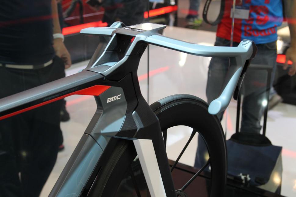 Bmc Unveils Slightly Mad Concept Bike At Eurobike Show