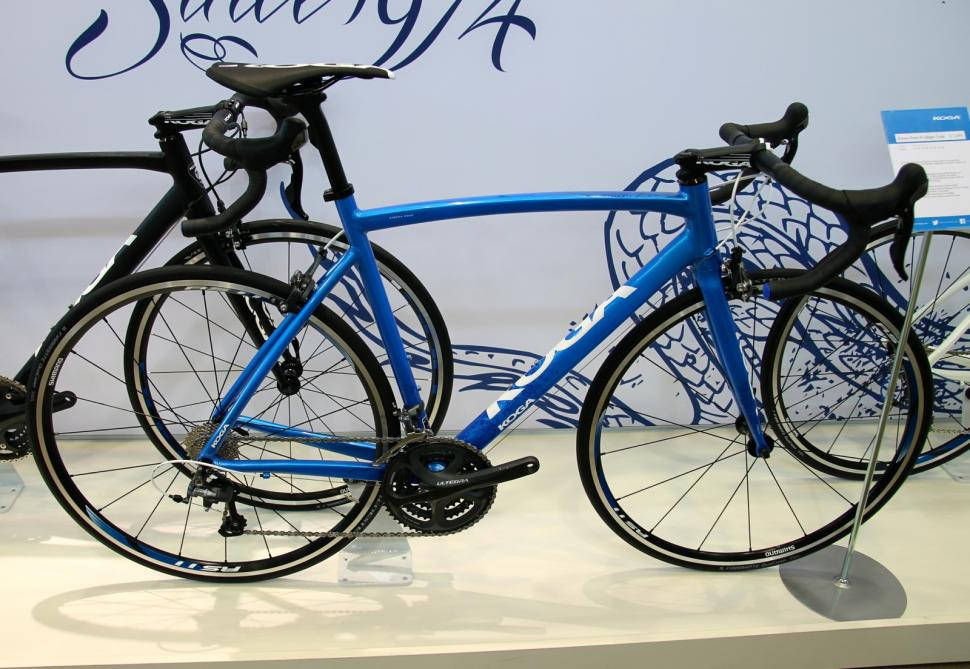 Blue is the bike colour of 2015  Or is it orange? | road cc