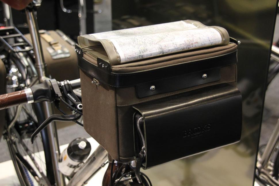 Van Nicholas Pioneer - bar bag