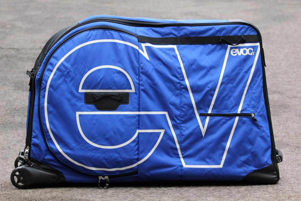 e9ae325330f Review  Evoc 280L Bike Travel Bag and Road Bike Adaptor