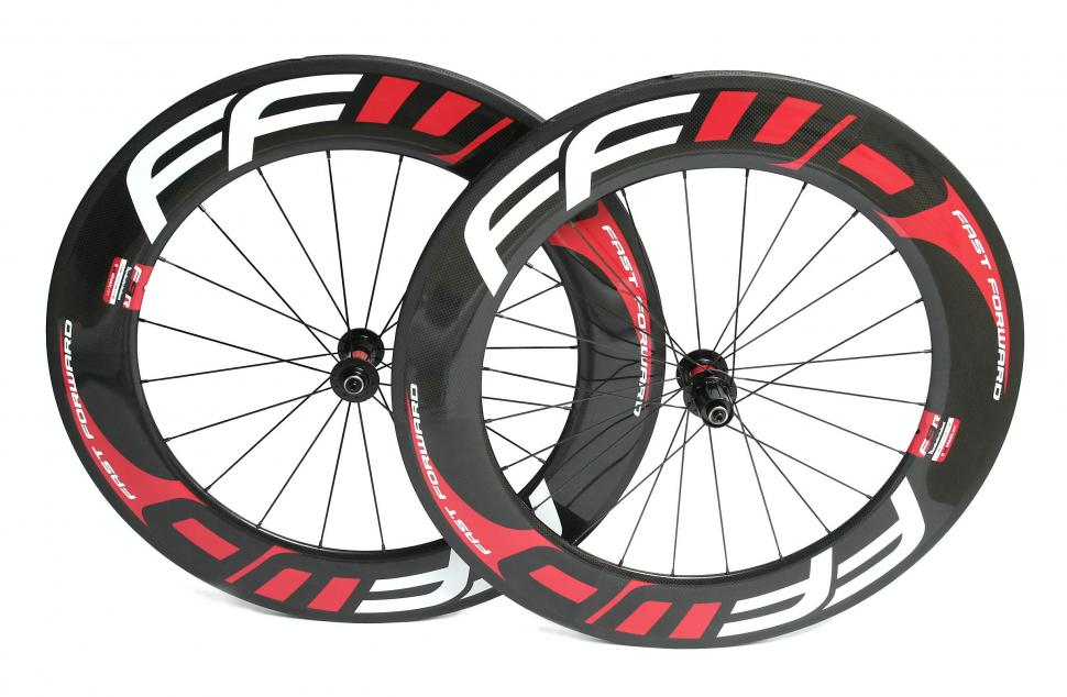 Review Ffwd F9r Wheelset Road Cc