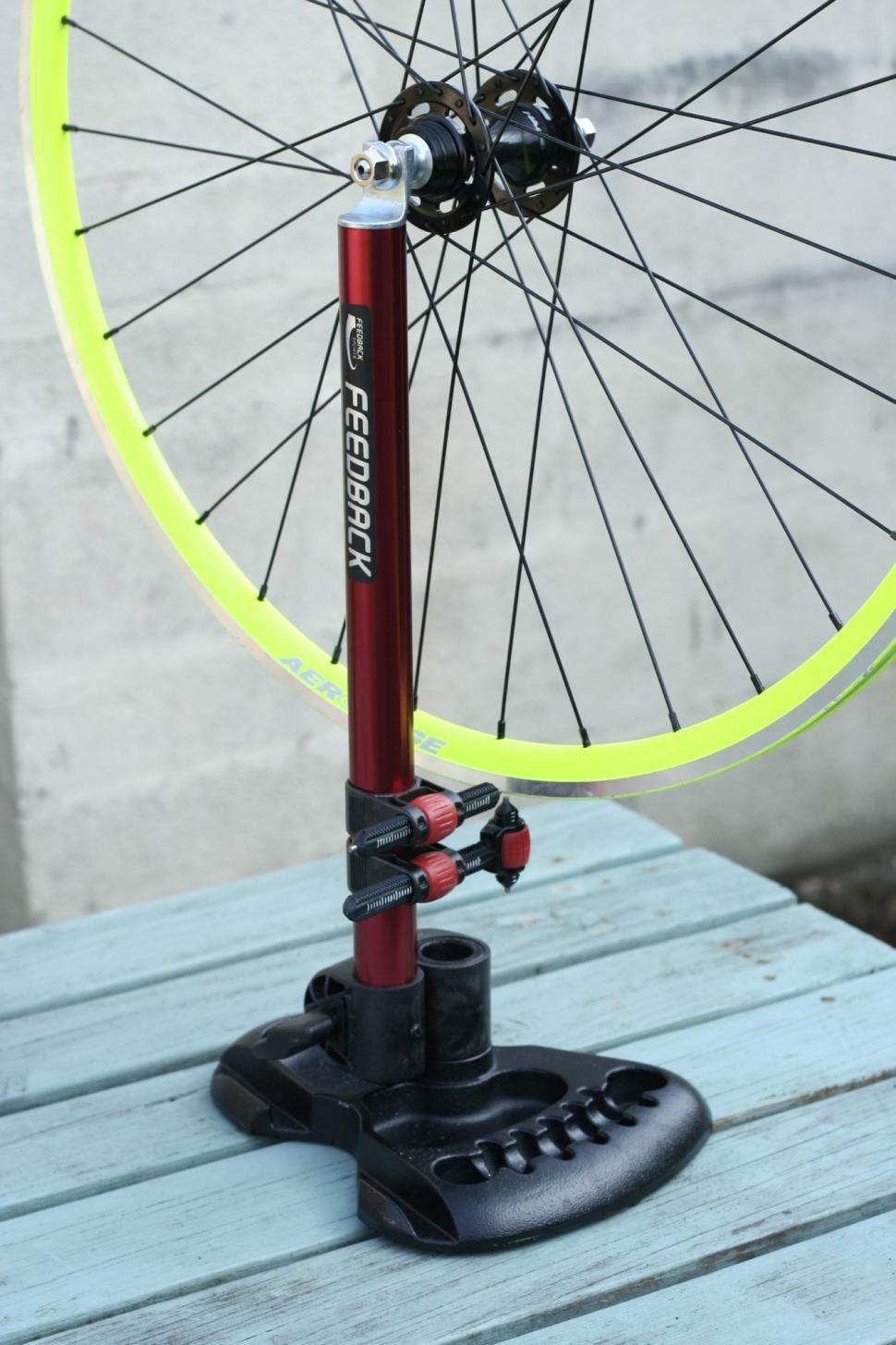 Review Feedback Sports Truing Station Road Cc