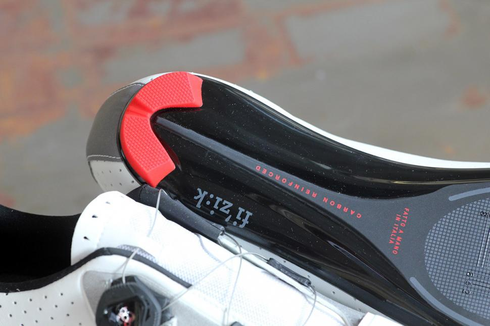 Fizik R5B Uomo Mens Shoes - heel