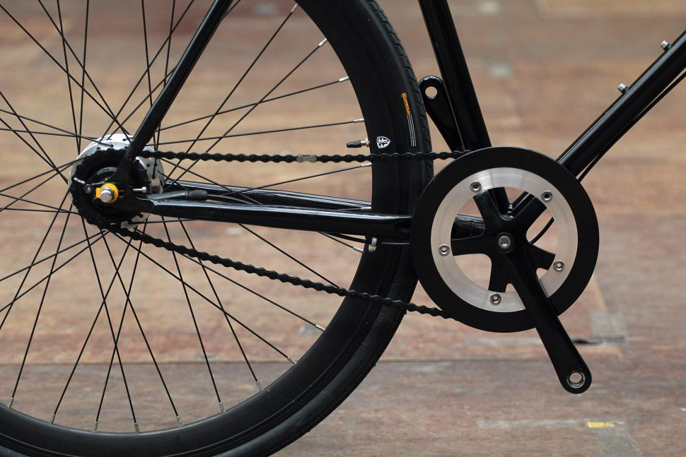 Foffa Urban 7 Speed Nexus - drive train