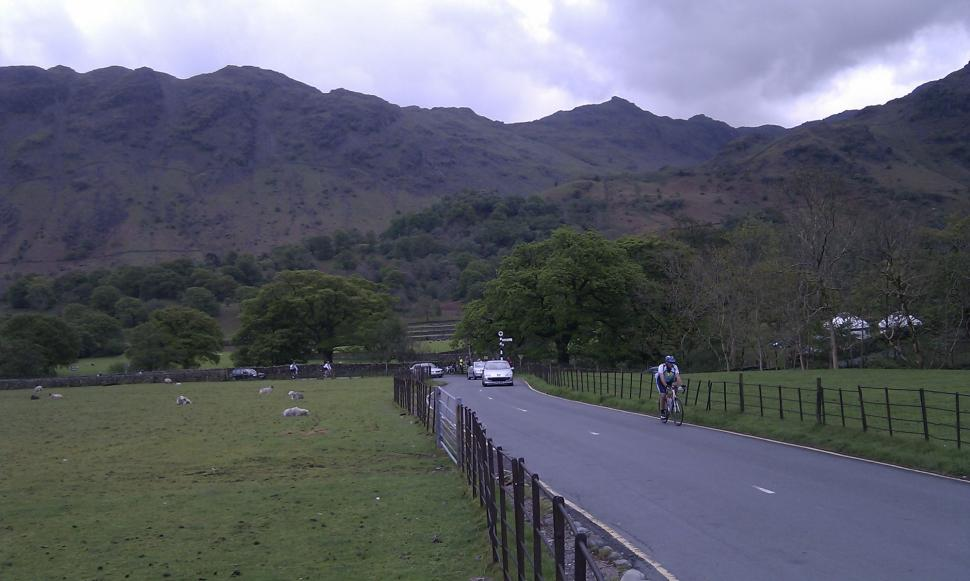 Fred Whitton Challenge 2011 Below Honister 2