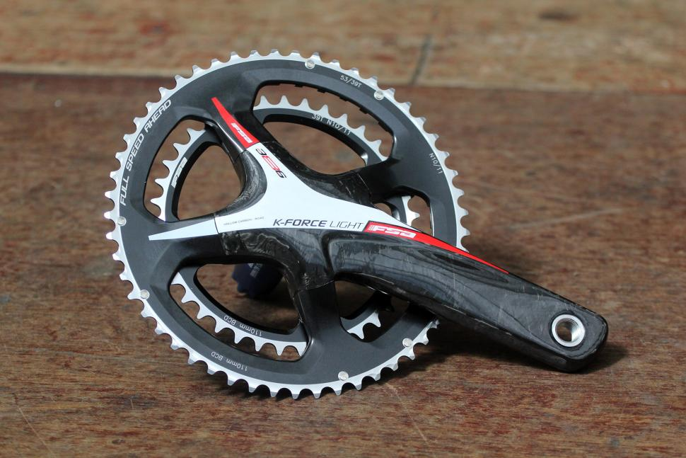Full Speed Ahead K-Force Light Compact Crankset