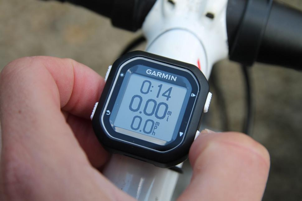 Review: Garmin Edge 25 GPS computer | road.cc