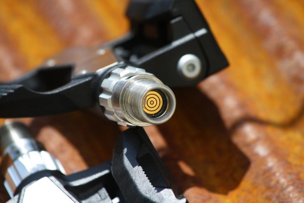 Garmin Vector power pedals - spindle sensors