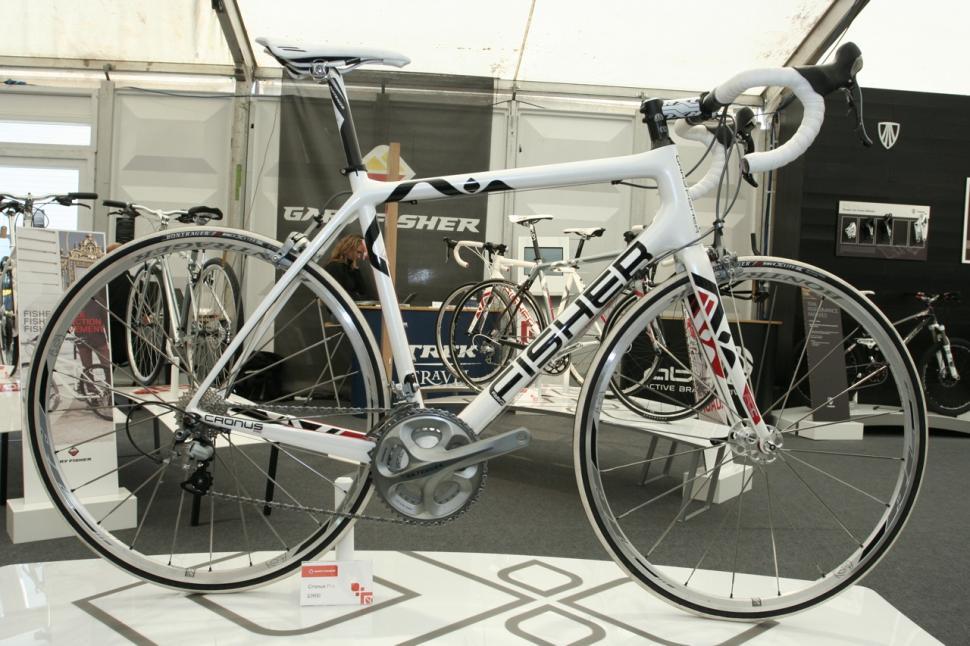 Gary Fisher Cronus Pro 2010 - full bike