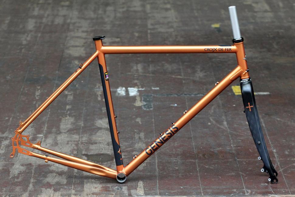 Genesis Croix De Fer frame and fork