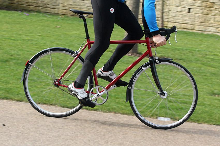 Genesis Flyer - riding 2
