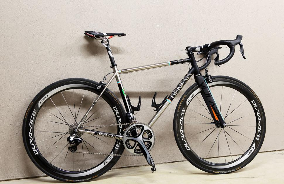 Genesis reveals updated Volare steel frame with new tapered head ...