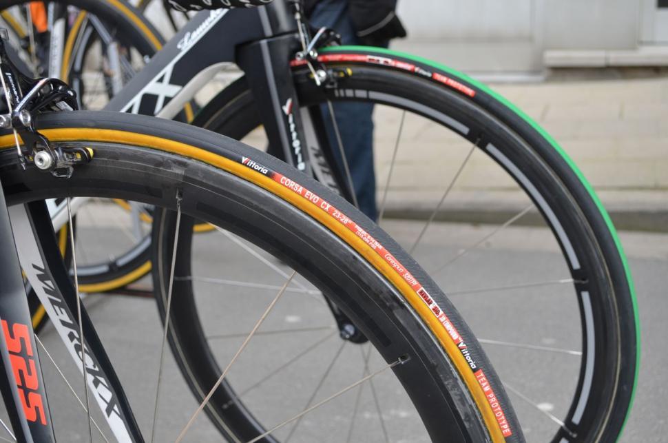Prorotype Shimano Team Sky Replacement Wheel decals