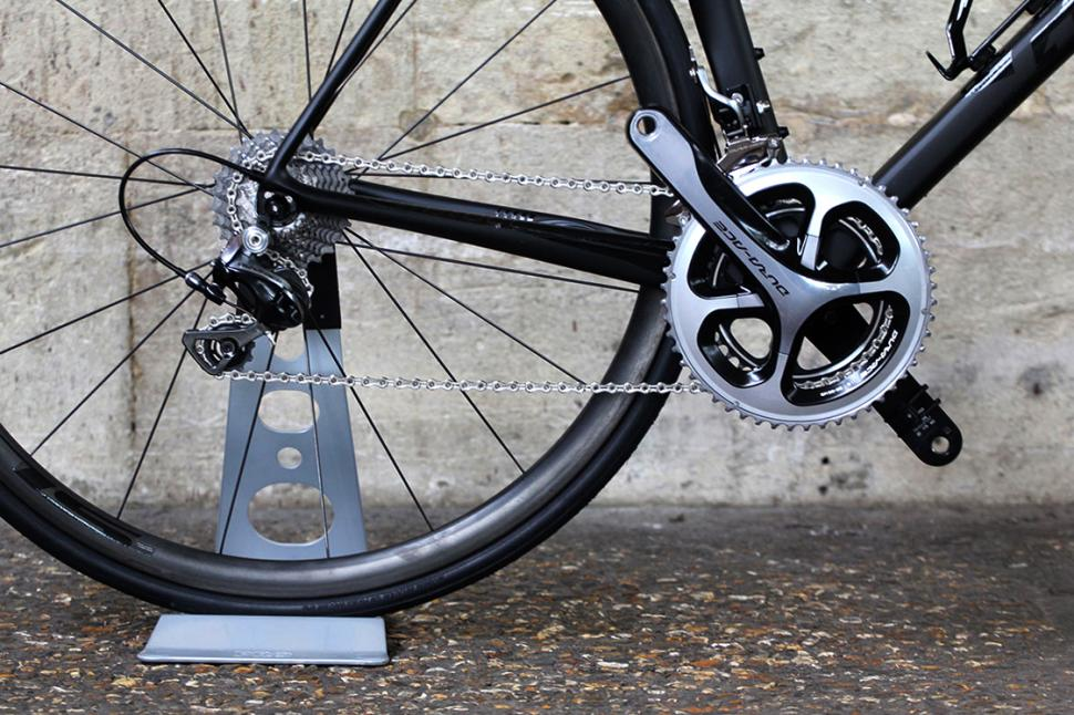 Giant TCR Advanced - drive train