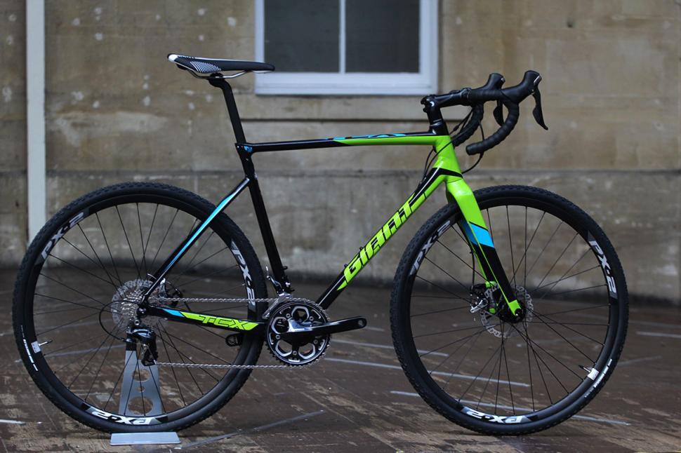 Giant TCX SLR1 - full bike