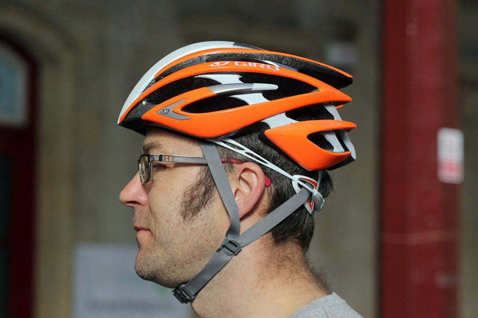 Review Giro Aeon Helmet Road Cc