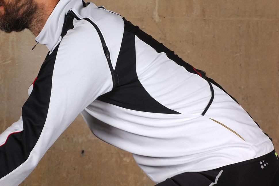 Gore 30th Phantom 2.0 Windstopper Soft Shell Jacket - on bike
