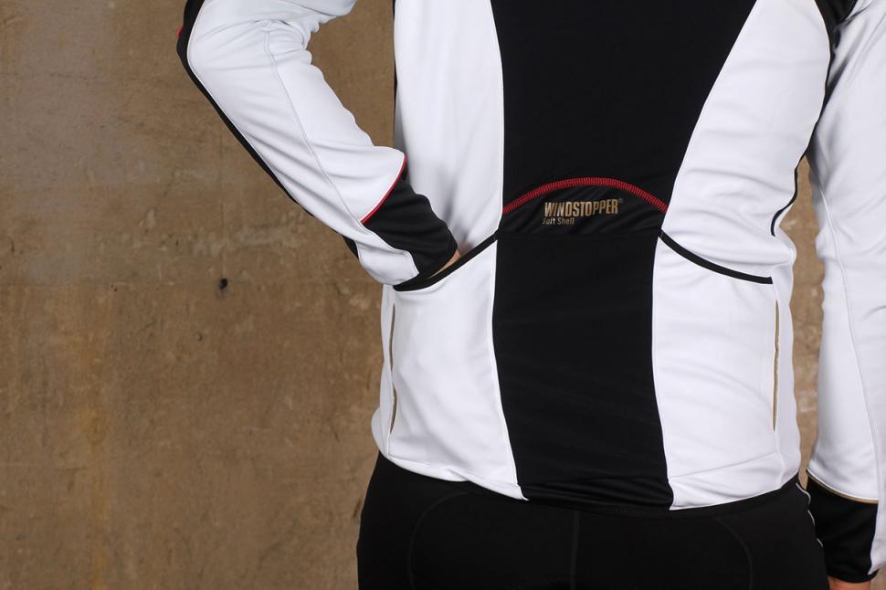 Gore 30th Phantom 2.0 Windstopper Soft Shell Jacket - pockets