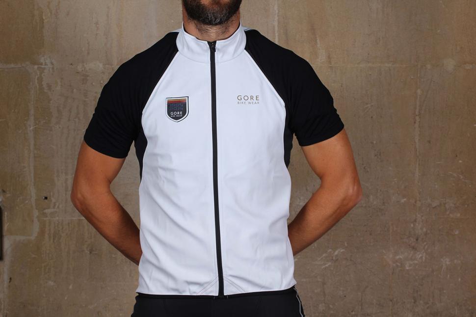 Gore 30th Phantom 2.0 Windstopper Soft Shell Jacket - short sleeve