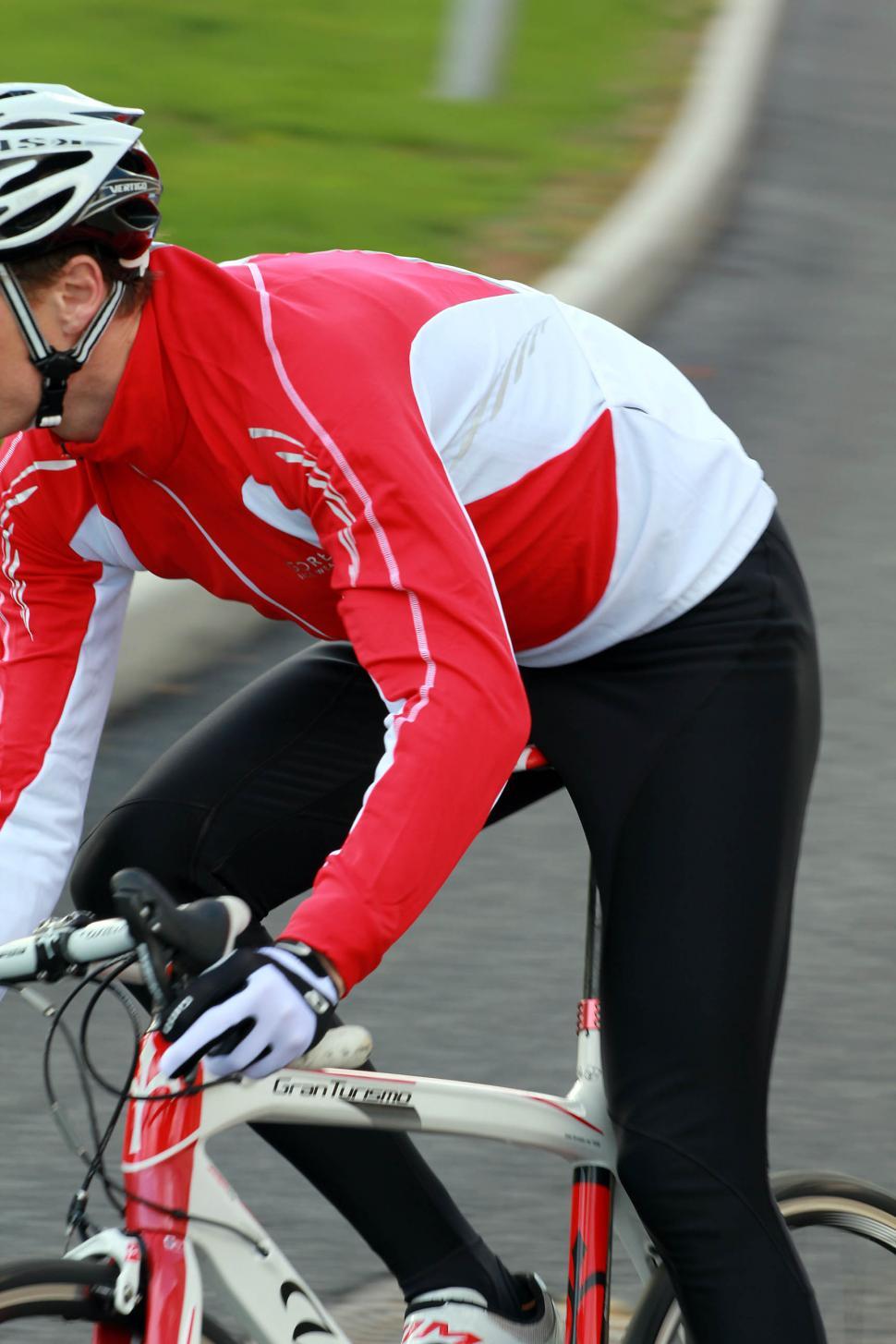e6d33a3a4 Review  Gore Bike Wear Xenon Thermo Jersey