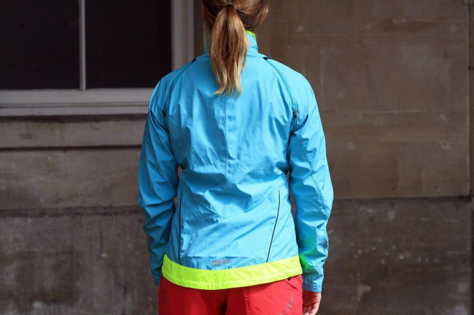 dce228836 Review  Gore Element Lady Windstopper Active Shell Zip-off Jacket ...