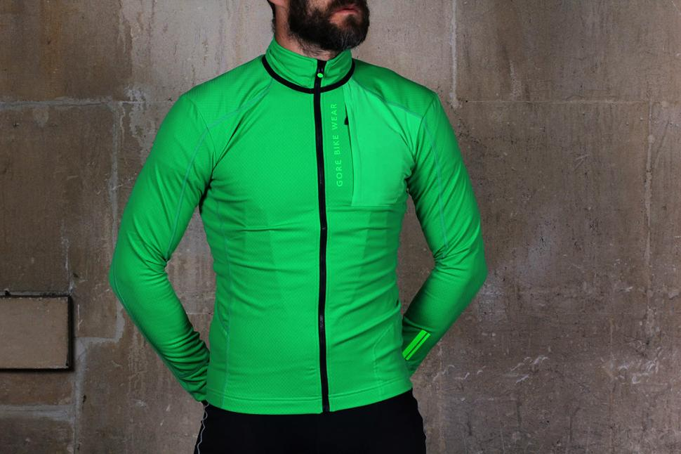 Review  Gore Power Trail Thermo Jersey  ff1d7f5a4