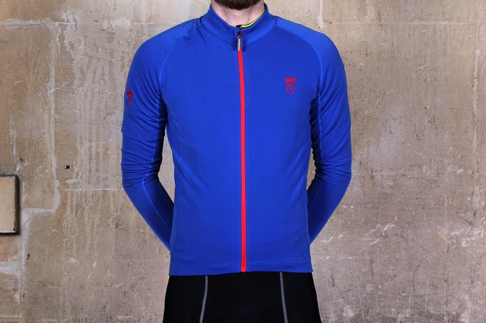 c3a2f70aa Review  Hoy Vulpine Men s Long Sleeve Roubaix Jersey