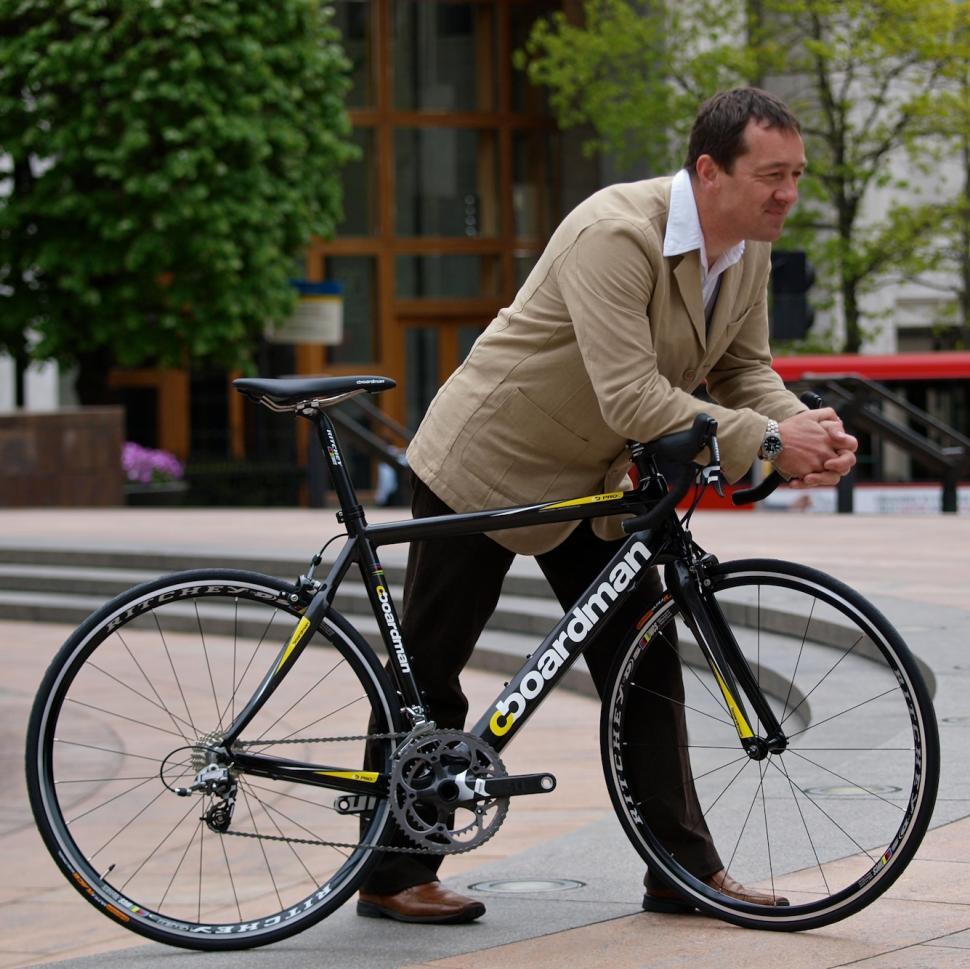 Boardman Bikes to sponsor Halfords Tour Series Sprints