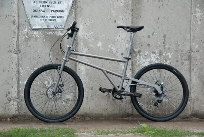 Helix Folding Bike Smashes Kickstarter Funding Goal Road Cc