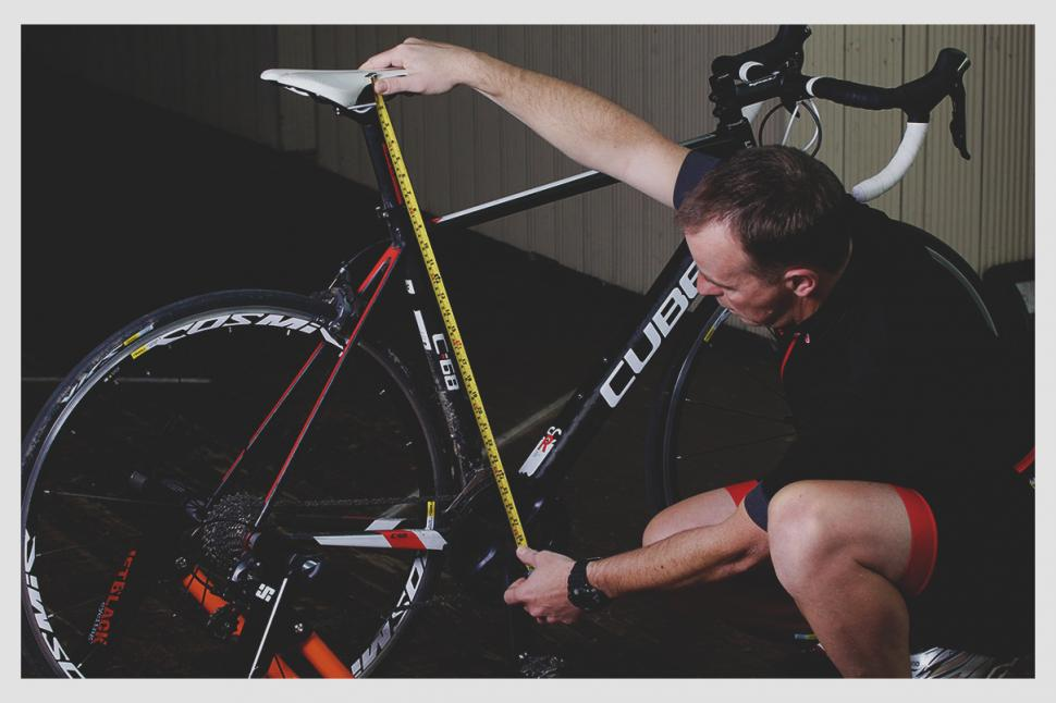 How to set your saddle height | road.cc