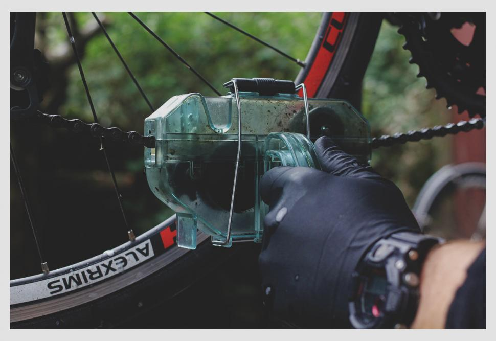 How to clean and lube your chain — Clean Machine