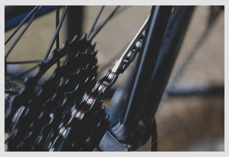 How to clean and lube your chain — Step 6