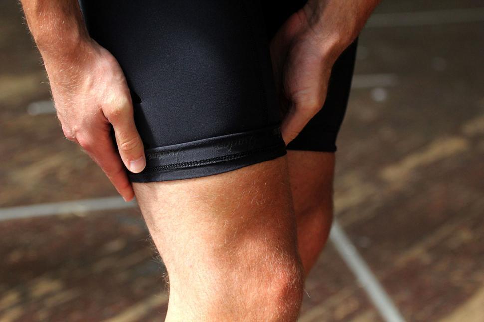 Isadore Bib Shorts - gripper