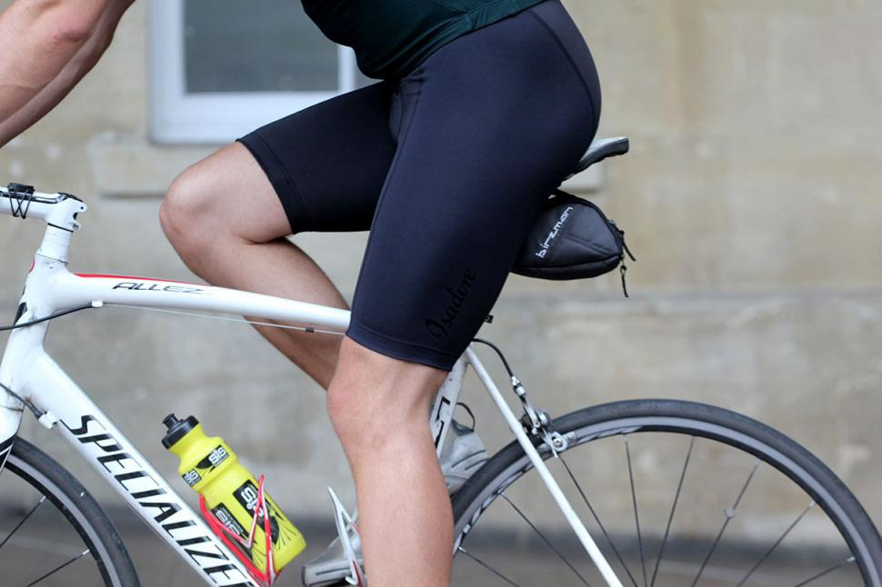 Isadore Bib Shorts - riding