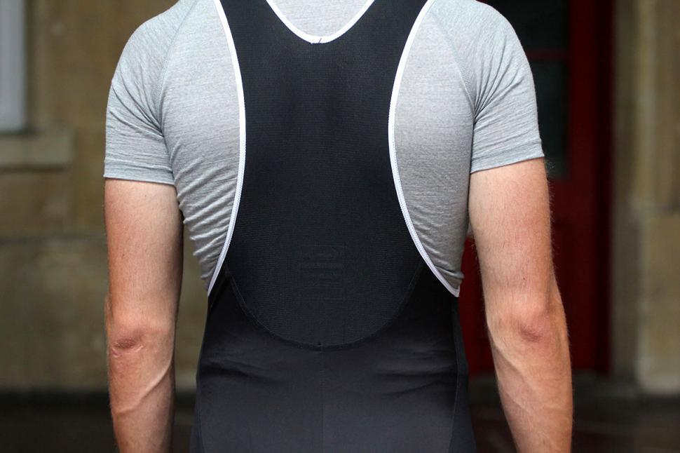 Isadore Bib Shorts - straps back