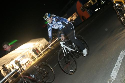 Jole Rider 12hr - Youth team winners keep on trucking
