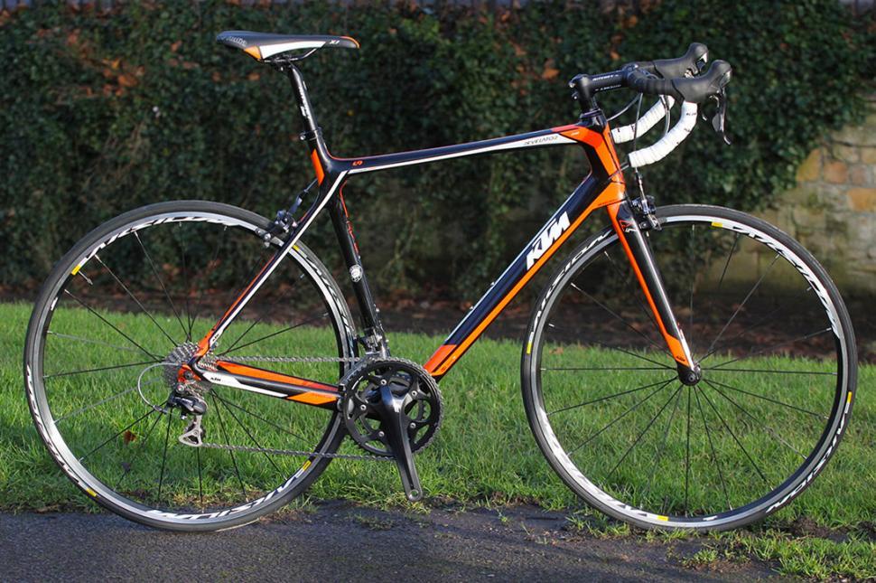 82de96c396f Just in: KTM Revelator 3500 | road.cc