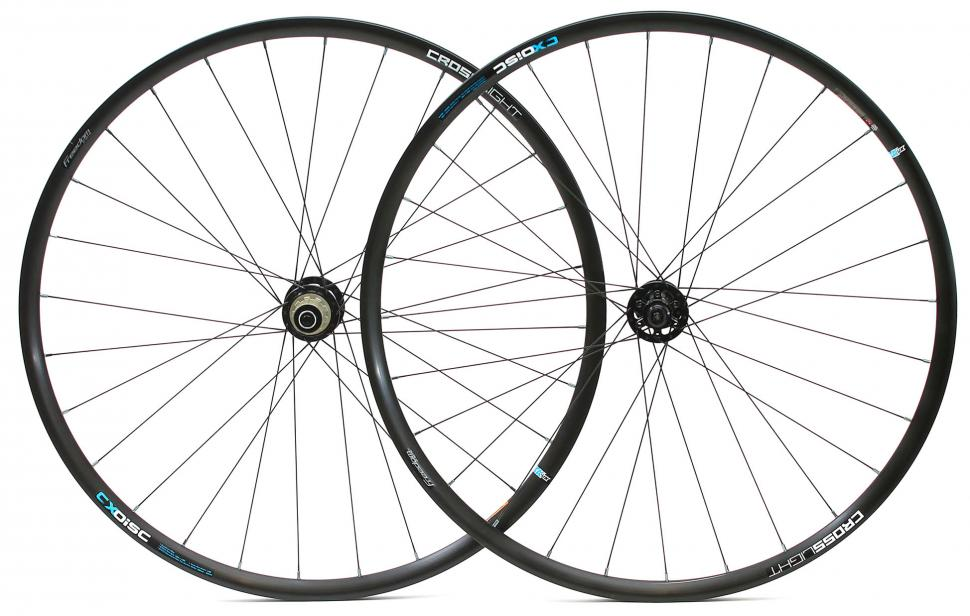 Review Kinesis Crosslight Cxdisc Wheels