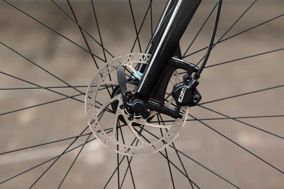 Kinesis Tripster ACE - front disc