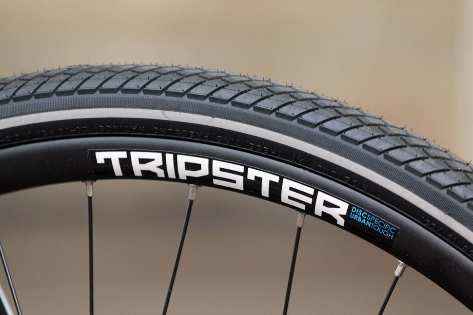 Kinesis Tripster ACE - tim and tyre