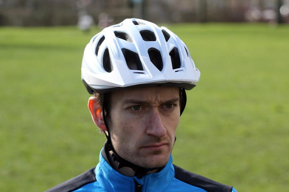 Lazer Cyclone helmet - front