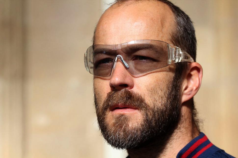 92d65d589cd Review  Lazer Magneto M1 Glasses crystal clear frame crystal ...